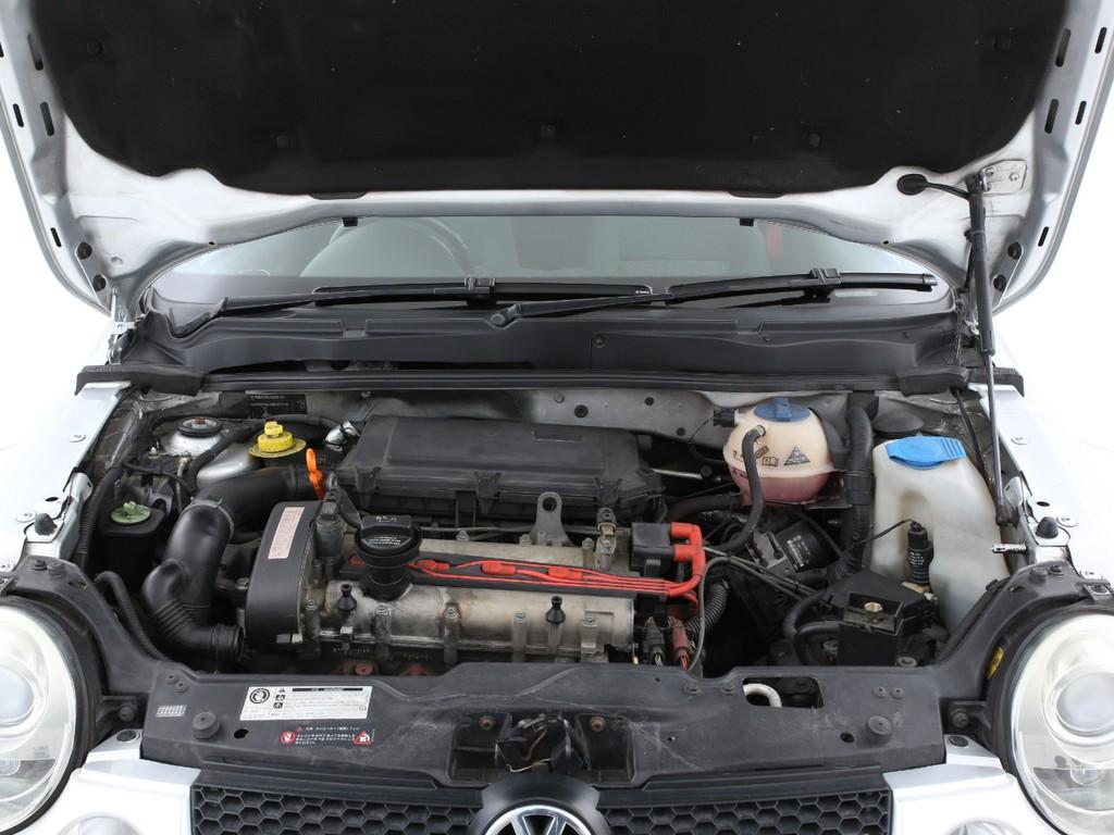 エンジンは1600ccのガソリン!最大125ps(カタログ値)を発生します!