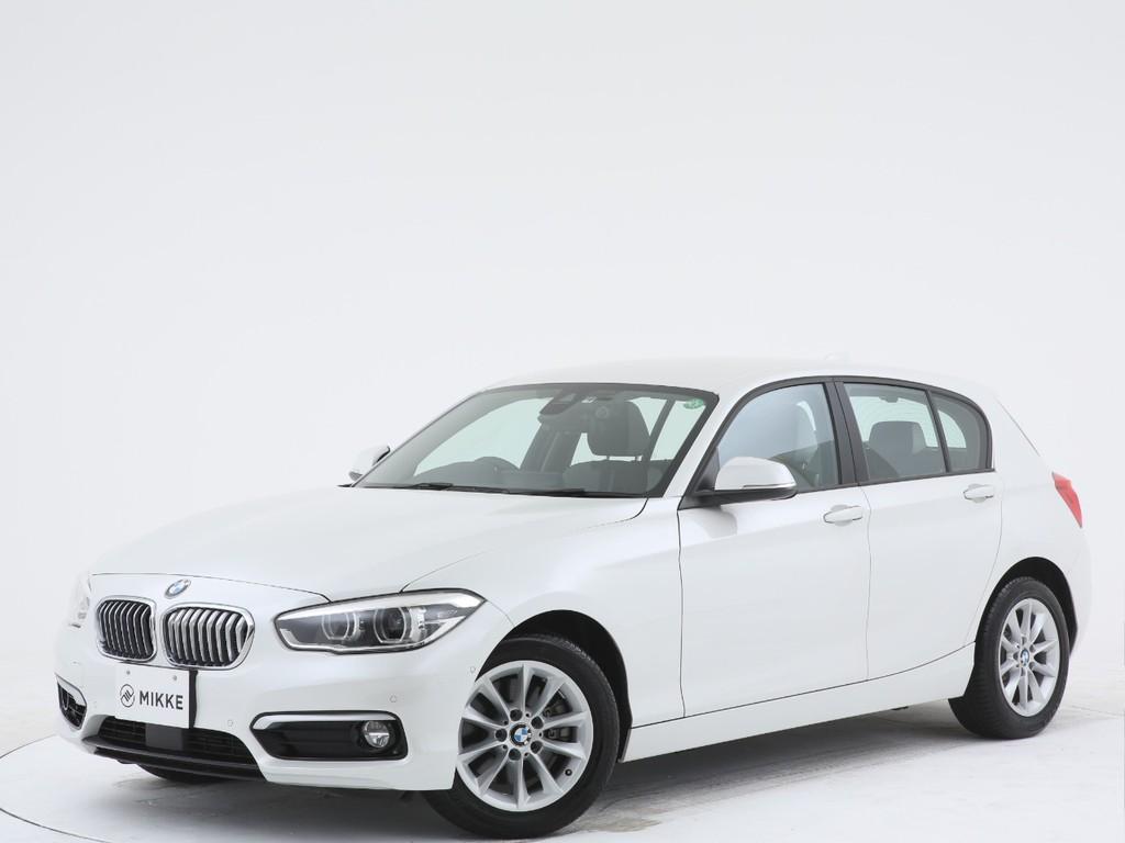 BMW 1シリーズ 118i スタイル パーキングサポートの入庫です!
