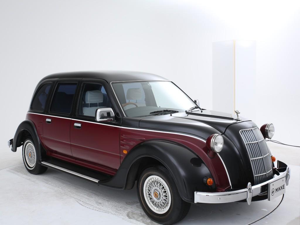 トヨタの市販車生産60周年記念車両!100台と言う稀少な生産台数のお車です!