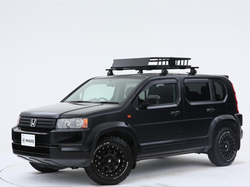 ホンダ クロスロード 20X 2WD 新品アルミの入庫です!