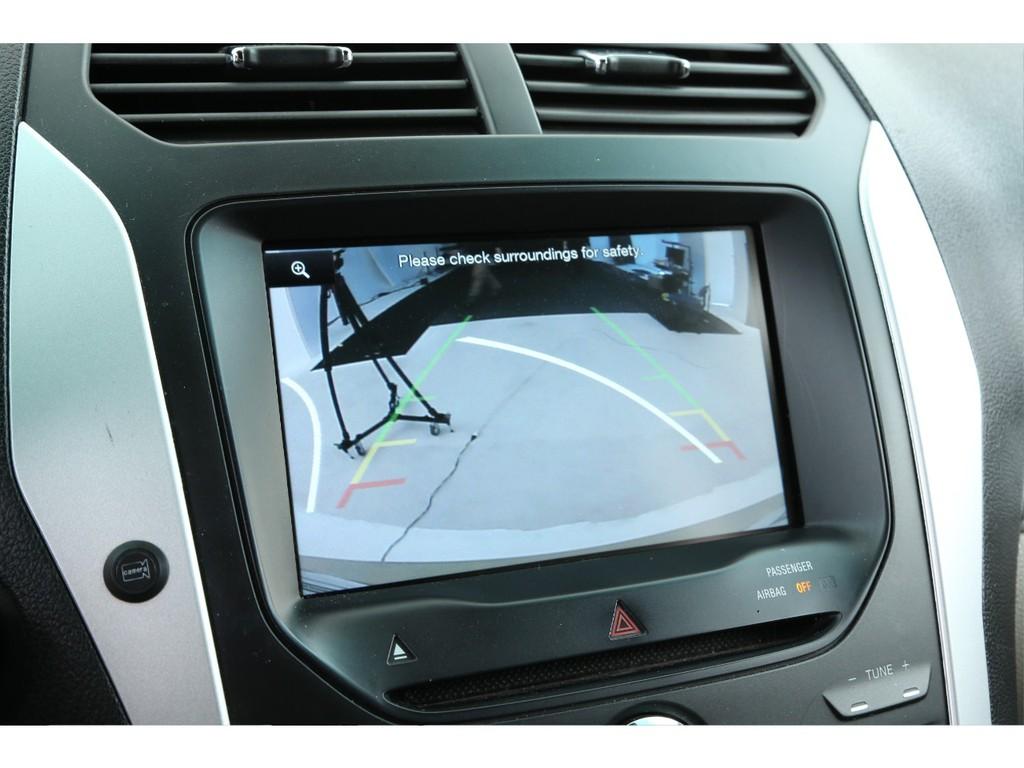 フォード純正オーディオモニター!ナビ機能やTV機能はございませんのでご注意ください!