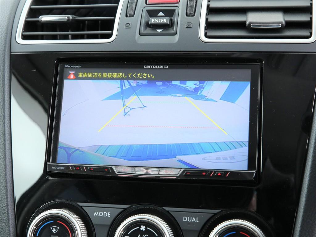 カロッツェリア製HDDナビ!フルセグ地デジTV&Bluetooth&DVD再生可能です!