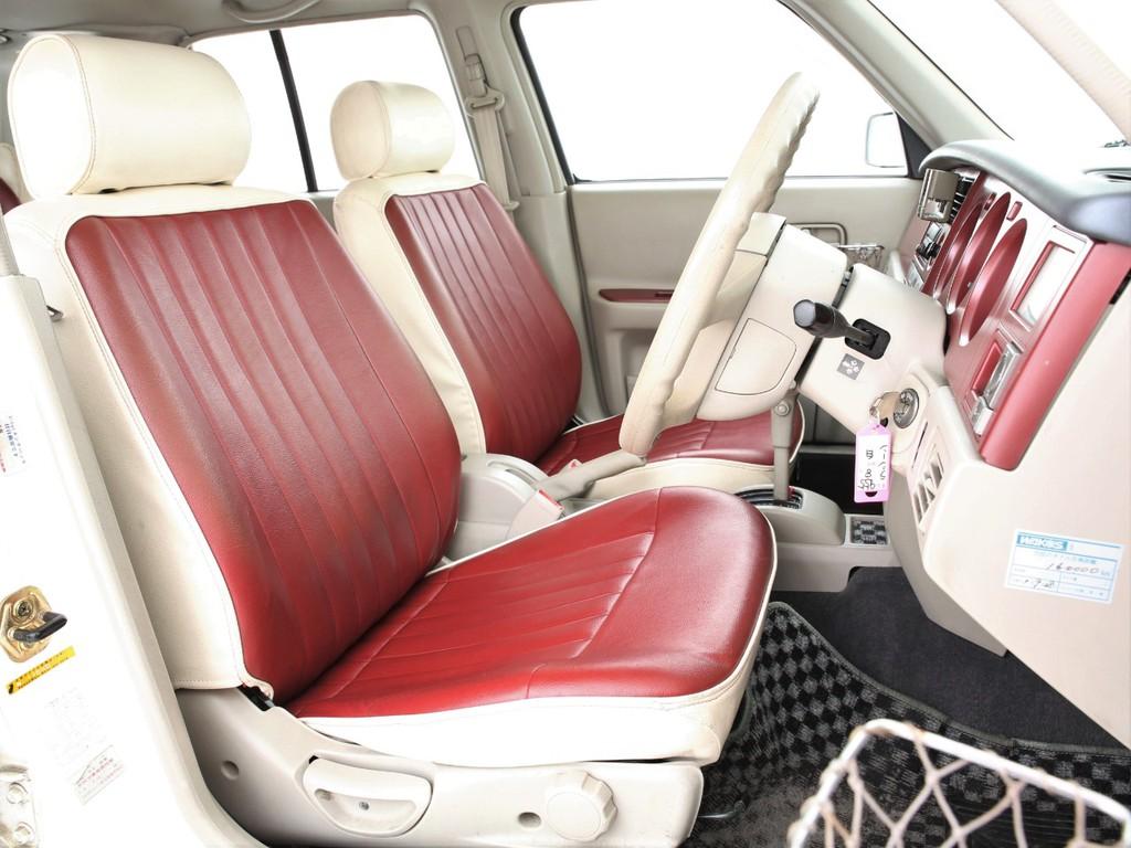シートには多少の使用感はございますがまだまだ使えるシートです!