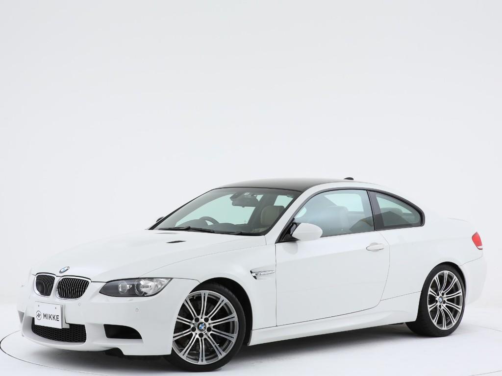 BMW M3クーペ 右ハンドルの入庫です!