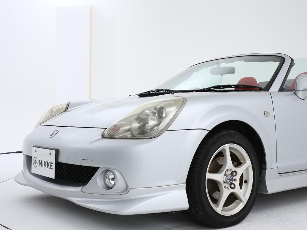 稀少なMR(ミッドシップ)のお車!人気の後期型となっております!