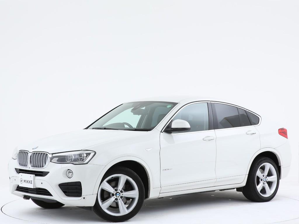 BMW X4 xドライブ28i 4WDの入庫です!