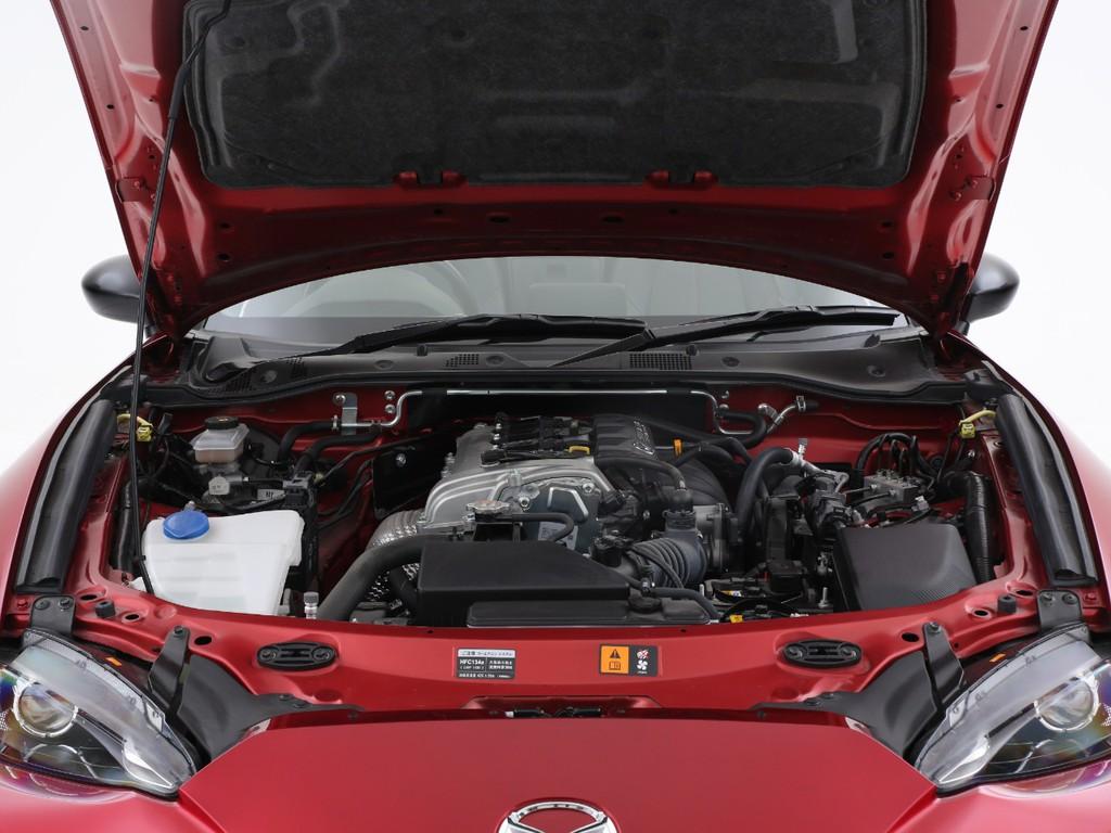 エンジンは1500ccのガソリン!最大132ps(カタログ値)を発生します!