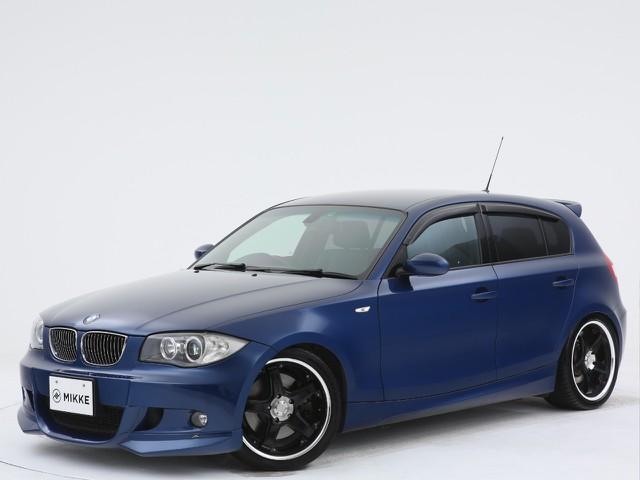 BMW 1シリーズ 130i Mスポーツ 6速MT車の入庫です!