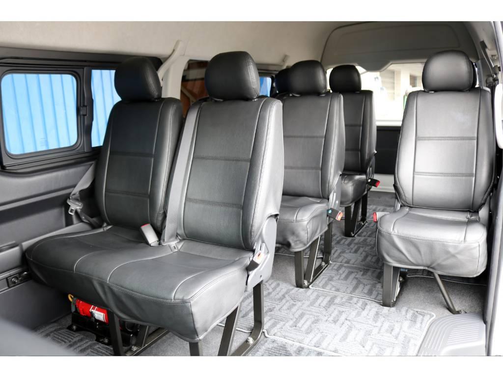 スーパーロング3000ディーゼル3ナンバー登録車! | トヨタ ハイエースコミューター 3.0 GL ディーゼルターボ 4型10人乗り3ナンバー