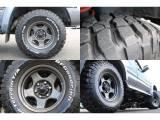 ブラッドレーV16インチAW&BFグッドリッチMTタイヤの4WDらしさ全開の組み合わせ★4WD好きな方であれば誰もが知っている組み合わせでしょう♪