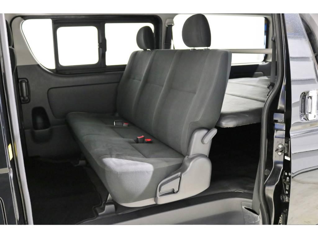 追加でシートカバーも装着可能です! | トヨタ ハイエースバン 3.0 スーパーGL ロング ディーゼルターボ 4WD 4型