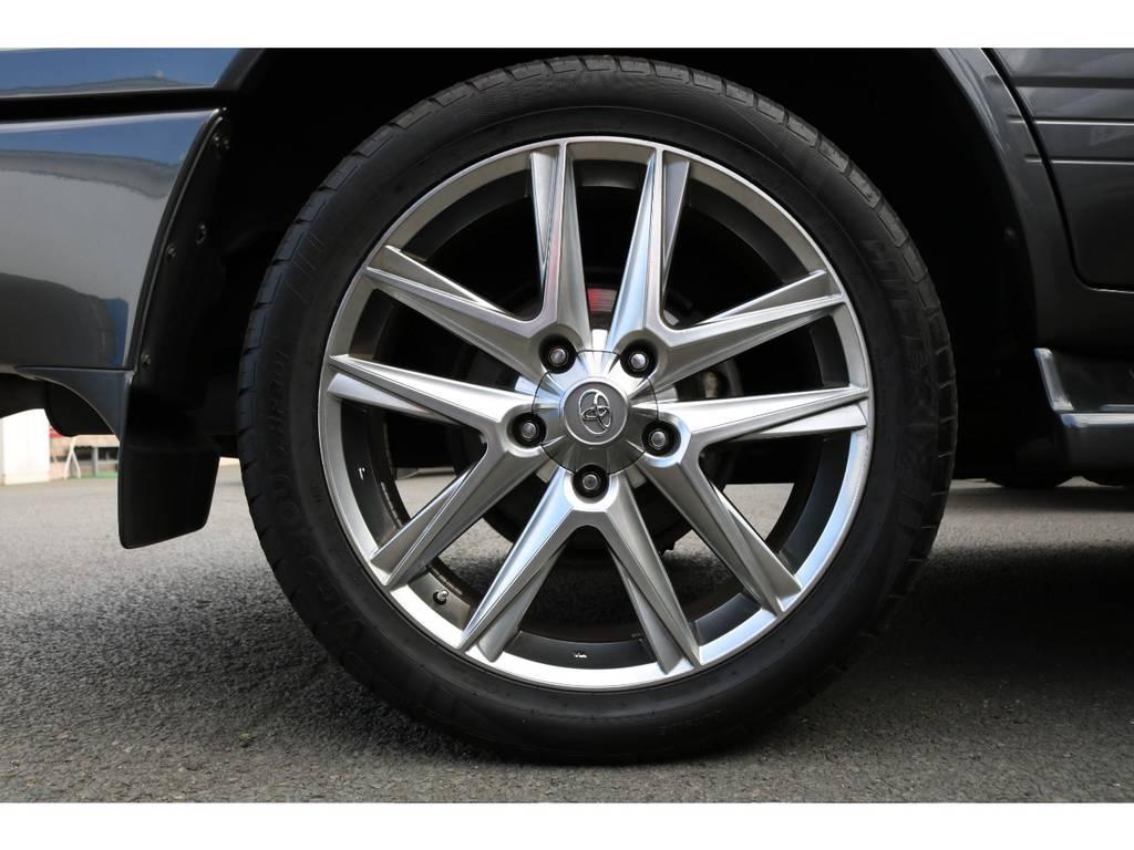 当店は工場併設店舗ですので、ご納車後のアフターメンテナンスなどもお任せ下さい。 | トヨタ ランドクルーザーシグナス 4.7 60thスペシャルエディション 4WD 最終型 低走行9万km 特別仕様車