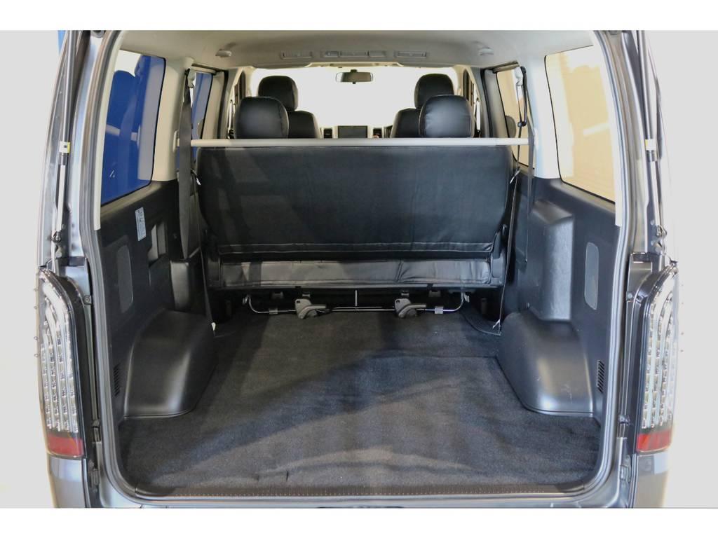 追加でベッドキットも装着可能です!お気軽にご相談ください! | トヨタ レジアスエース 3.0 スーパーGL ロングボディ ディーゼルターボ 4WD 4型前期モデル