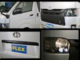 ドアミラー、アウターハンドル、フロントグリル、リアガーニッシュマッドブラック塗装!ヘッドライトもインナーブラック施工済み!