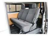 セカンドシートはスーパーGLシートに変更済み!座り心地が格段に向上します!!