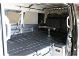 フルフラット展開も可能で車中泊に最適です!