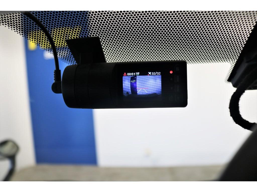 ユピテル製フロントドライブレコーダー!