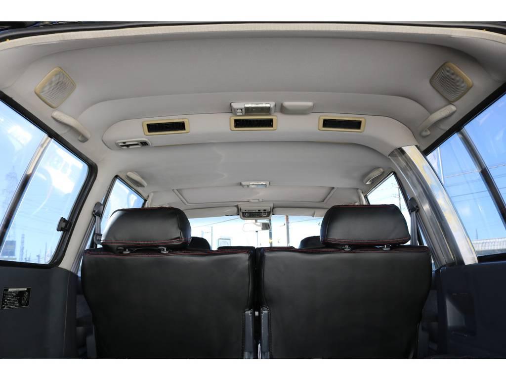 天張りコンディションも良好です!   トヨタ ランドクルーザー80 4.5 VXリミテッド Gパッケージ 4WD 角目四灯 3インチUP