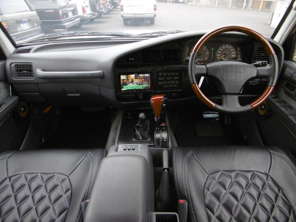 ランドクルーザー80 4.5 VXリミテッド メモリアルパッケージ 4WD