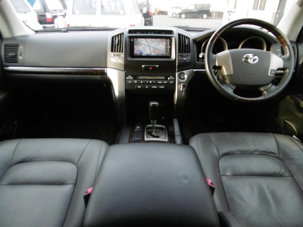 ランドクルーザー200 4.7 AX Gセレクション 4WD