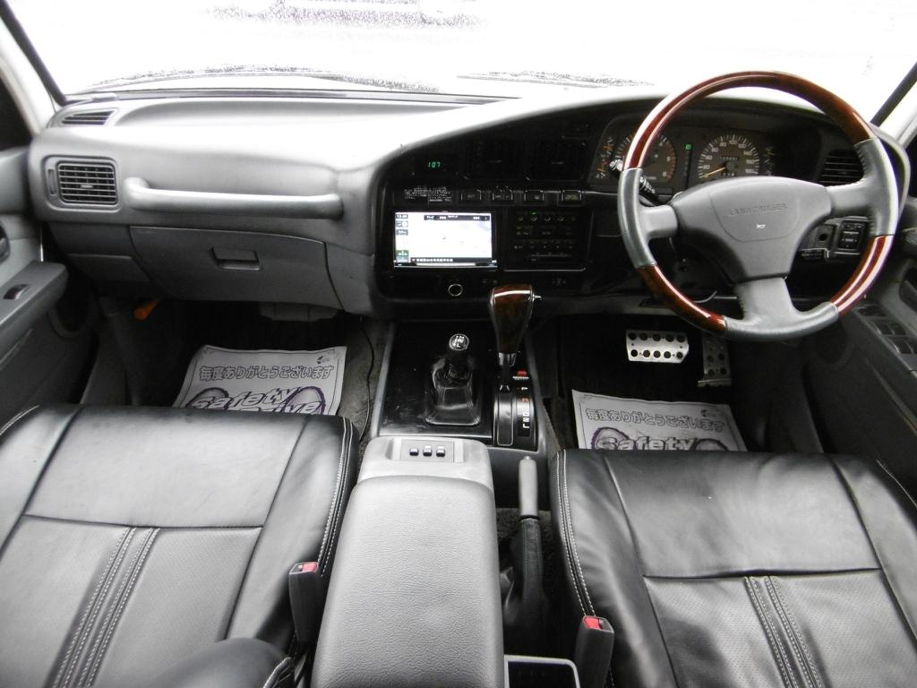 ランドクルーザー80 4.2 VXリミテッド ディーゼルターボ 4WD