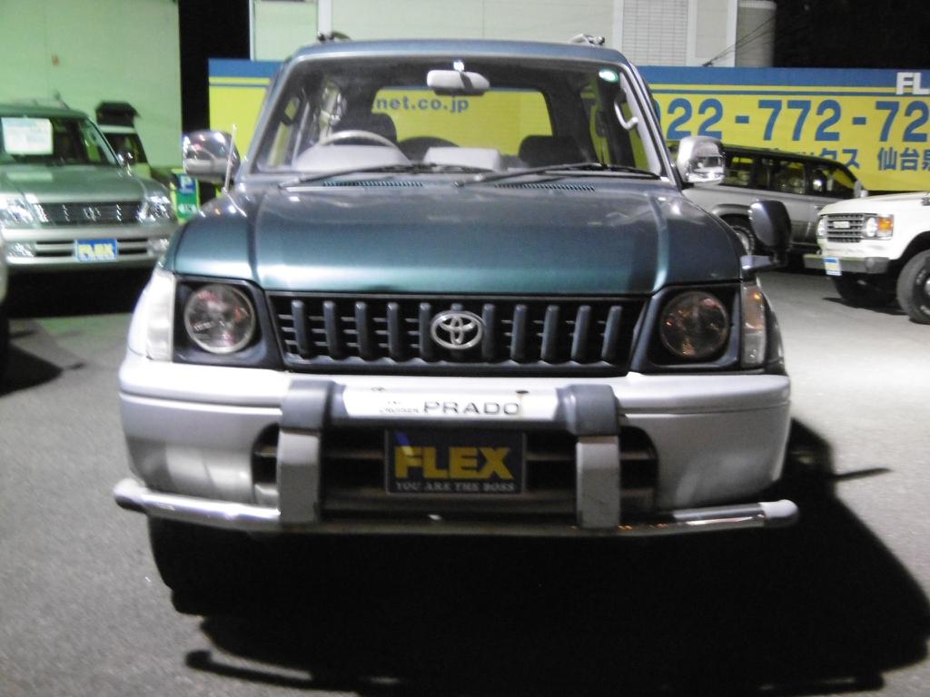 ランドクルーザープラド 3.0 RX ディーゼルターボ 4WD