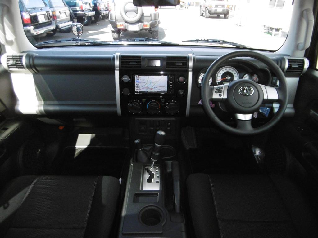 FJクルーザー 4.0 ブラックカラーパッケージ 4WD