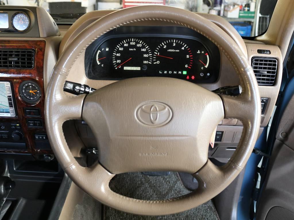 FLEXグループは「すべての人に愛車を」をコンセプトに車種別に全国展開中★愛車と一緒に、ライフスタイルを充実させてもらいたいという思いで、ランクル仙台泉店では皆様のご要望になんでもお応えします★ | トヨタ ランドクルーザープラド 3.0 TZ ディーゼルターボ 4WD NEWアルルブルー 丸目&ナロー