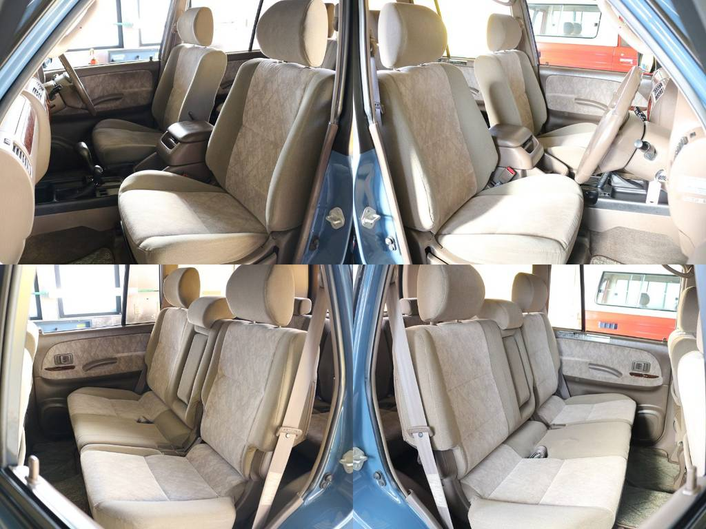 当店の在庫車は全て車輌検査専門会社である第三者機関(株)AIS、日本自動車鑑定協会(JAAA)にて1台1台、必ず二重の車輌チェックを実施しております。修復歴有りの車、事故車の無断販売はいたしません。 | トヨタ ランドクルーザープラド 3.0 TZ ディーゼルターボ 4WD NEWアルルブルー 丸目&ナロー
