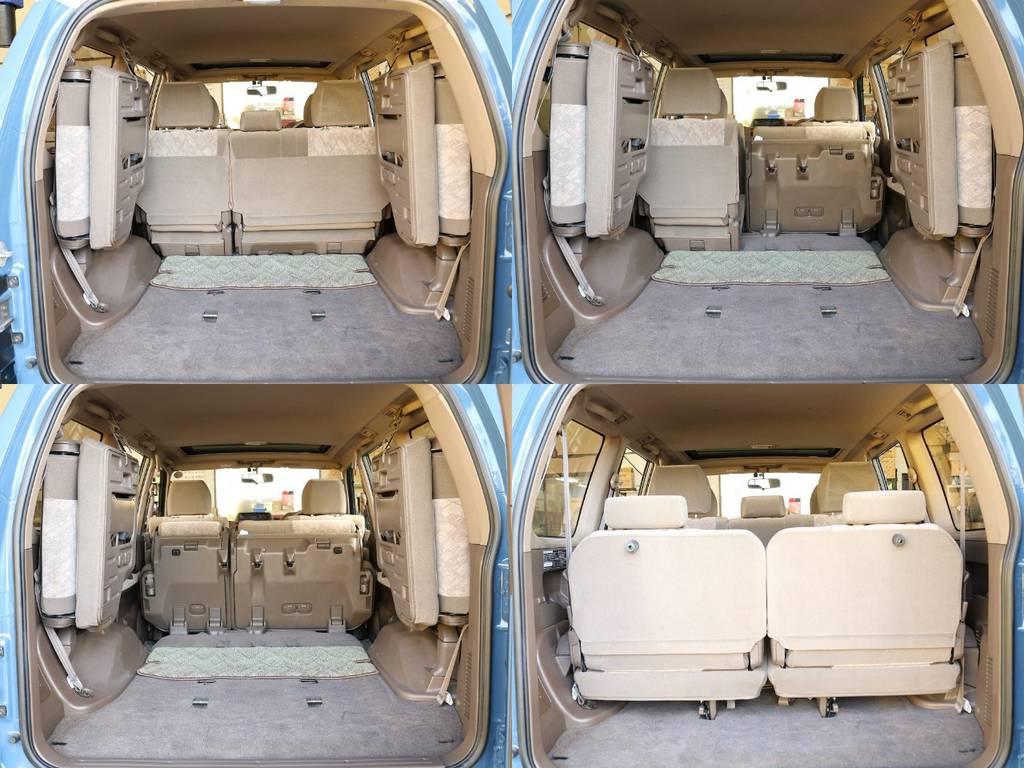 自社認証整備工場完備ですので納車後のカスタム、車検、修理、日々のメンテナンス、など全力でサポートいたします!なんでもお気軽にご相談ください★他店で購入した、お持ち込み車両でも大歓迎ですよ★ | トヨタ ランドクルーザープラド 3.0 TZ ディーゼルターボ 4WD NEWアルルブルー 丸目&ナロー