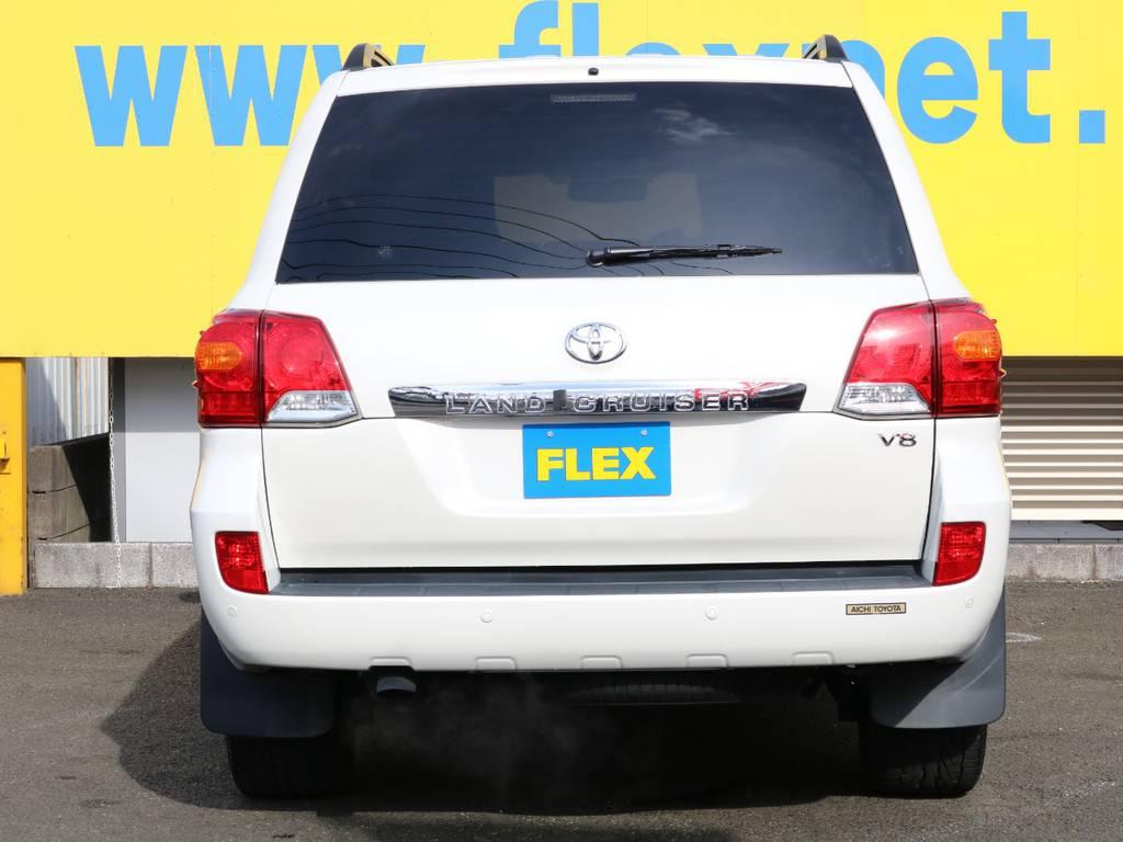 FLEXグループは「すべての人に愛車を」をコンセプトに車種別に全国展開中★愛車と一緒に、ライフスタイルを充実させてもらいたいという思いで、ランクル仙台泉店では皆様のご要望になんでもお応えします★ | トヨタ ランドクルーザー200 4.6 AX 4WD 中期 ワンオーナー ZX用20AW