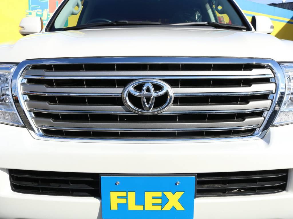当店の在庫車は全て車輌検査専門会社である第三者機関(株)AIS、日本自動車鑑定協会(JAAA)にて1台1台、必ず二重の車輌チェックを実施しております。修復歴有りの車、事故車の無断販売はいたしません。 | トヨタ ランドクルーザー200 4.6 AX 4WD 中期 ワンオーナー ZX用20AW