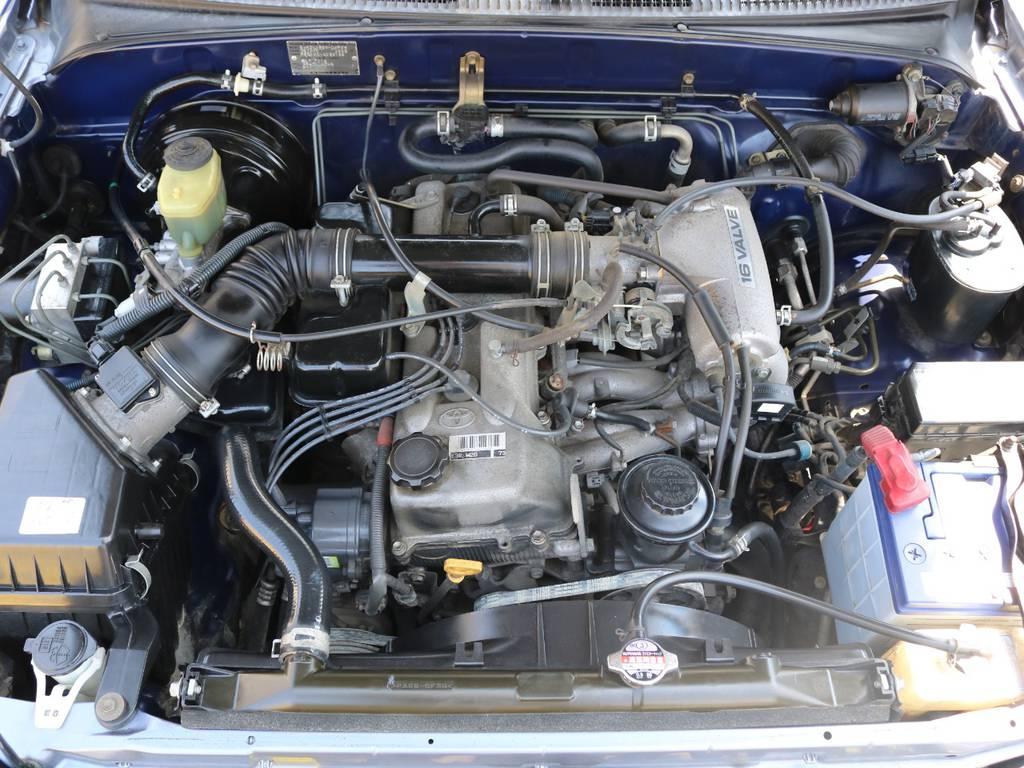 当店ではディーラー保証と同程度の業界最高品質の納車後1年間(走行距離数無制限)の無料保証をお付けしております!遠方にお住まいの方も、最寄りの整備工場にて修理対応が可能なのでご安心ください★ | トヨタ ハイラックスサーフ 2.7 SSR-X ワイドボディ 4WD ナロー DEAN16AW&KO2 2UP