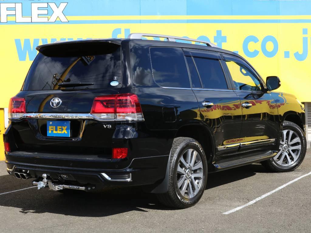 現行型のランドクルーザー200が入庫しました★なんと走行距離7000キロ台です!モデリスタフルエアロ、ZX仕様と見逃せない1台です! | トヨタ ランドクルーザー200 4.6 AX 4WD 現行型 ZX仕様 モデリスタエアロ