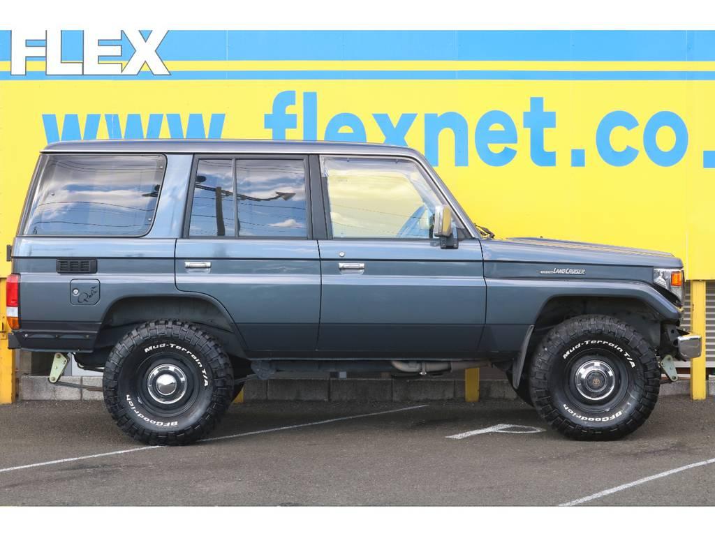 | トヨタ ランドクルーザー70 3.5 LX ディーゼル 4WD ナロー 5MT 76フェイス 輸出用SW