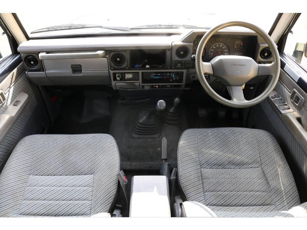 ランクルと言えばマニュアル!!という方も少なくないはずです♪ピンときた方はお気軽にお問い合わせ下さい!!   トヨタ ランドクルーザー70 3.5 LX ディーゼル 4WD ナロー 5MT 76フェイス 輸出用SW