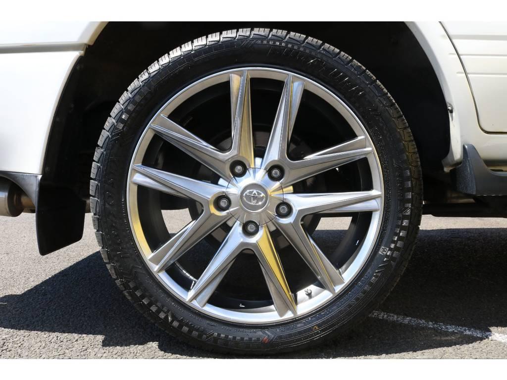 新品LX570調22インチAW! | トヨタ ランドクルーザー100 4.7 VXリミテッド Gセレクション 4WD 中期 マルチレス 22AW ガナドール