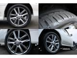 新品のLXルック ハイグロス22インチアルミホイールを装着済み!!パールのボディーカラーにマッチする高級感あるデザインになってます★もちろんタイヤも新品♪