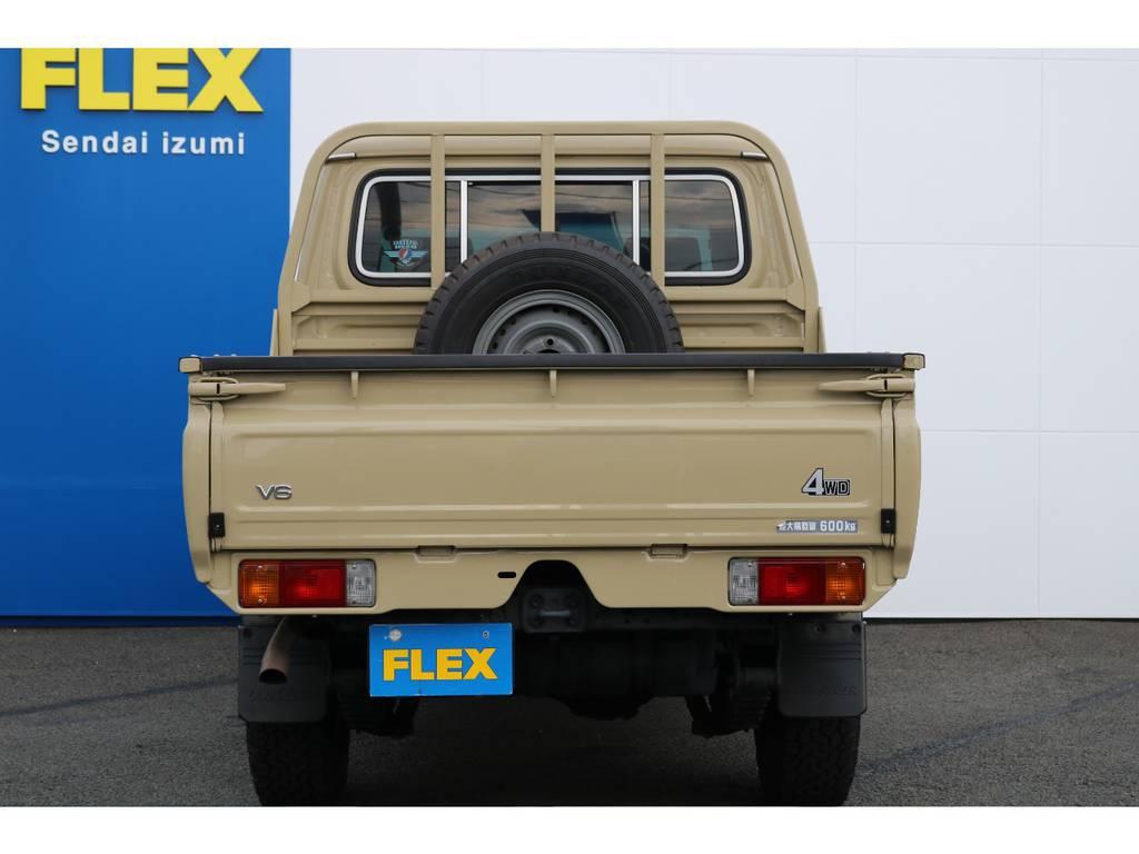 FLEXグループは「すべての人に愛車を」をコンセプトに車種別に全国展開中★愛車と一緒に、ライフスタイルを充実させてもらいたいという思いで、ランクル仙台泉店では皆様のご要望になんでもお応えします★ | トヨタ ランドクルーザー70 4.0 4WD 買取直販 ワンオーナー デフロック