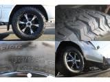 CRIMSON MGヴァンパイア18インチアルミホイール&BFグッドリッチKO2のセットです★4WDの力強さ、都会的なSUVの高級感と、どちらも兼ね備えた大人気の組み合わせです♪