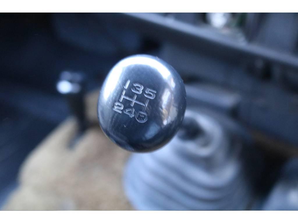 走りを楽しむなら、やはりマニュアルミッション!!特にロクマルのディーゼルはエンジンレスポンスも良いので、とても楽しいですよ♪