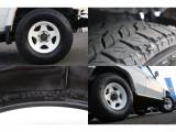 ブラッドレーV16インチAW&ジオランダーATタイヤをインストール♪ホワイトカラーがボディとマッチしてカッコイイです!!