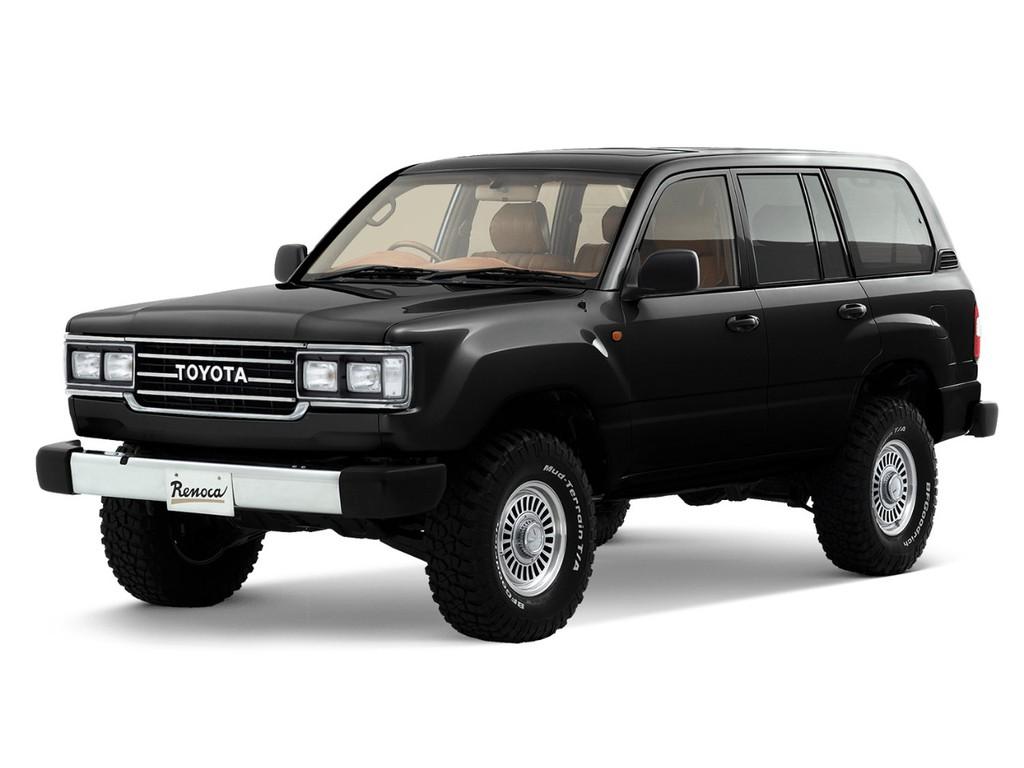 トヨタ ランドクルーザー100 4.7 VXリミテッド Gセレクション 4WD