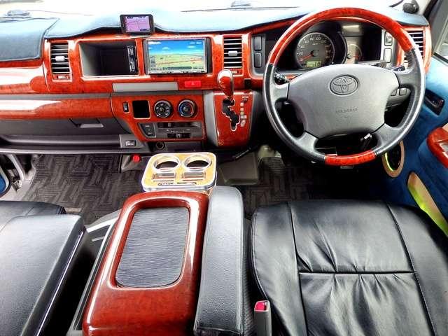 ハイエース 2.7 DX ロング ミドルルーフ 4WD