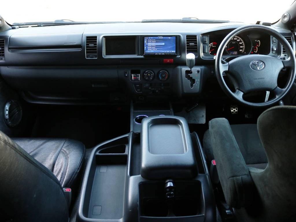 内外装クリーニング済み♪ | トヨタ ハイエースバン 2.7 スーパーGL ワイド ロング ミドルルーフ 3型フェイスチェンジ ワイドバン