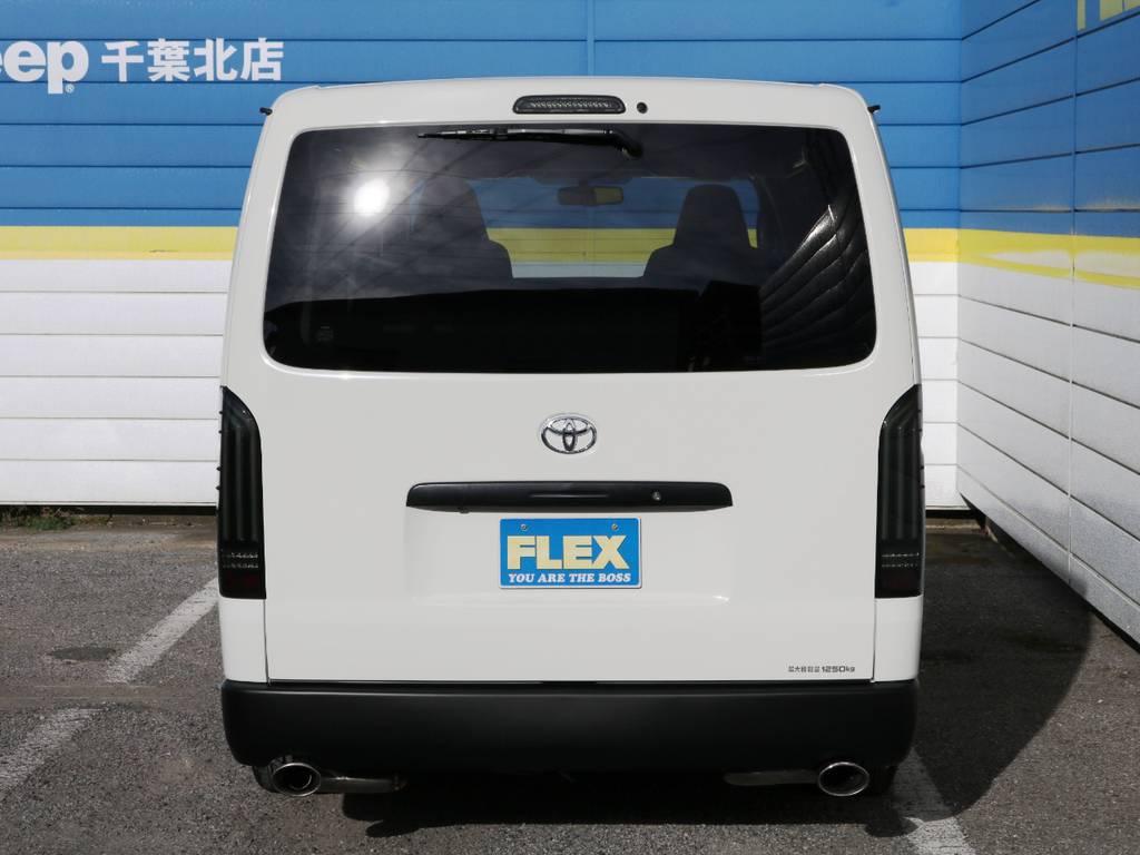 当社遠方納車実績多数御座います。全国どこでもご納車可能です! | トヨタ ハイエースバン 2.0 DX ロング 5MT スポーツカスタムパッケージ