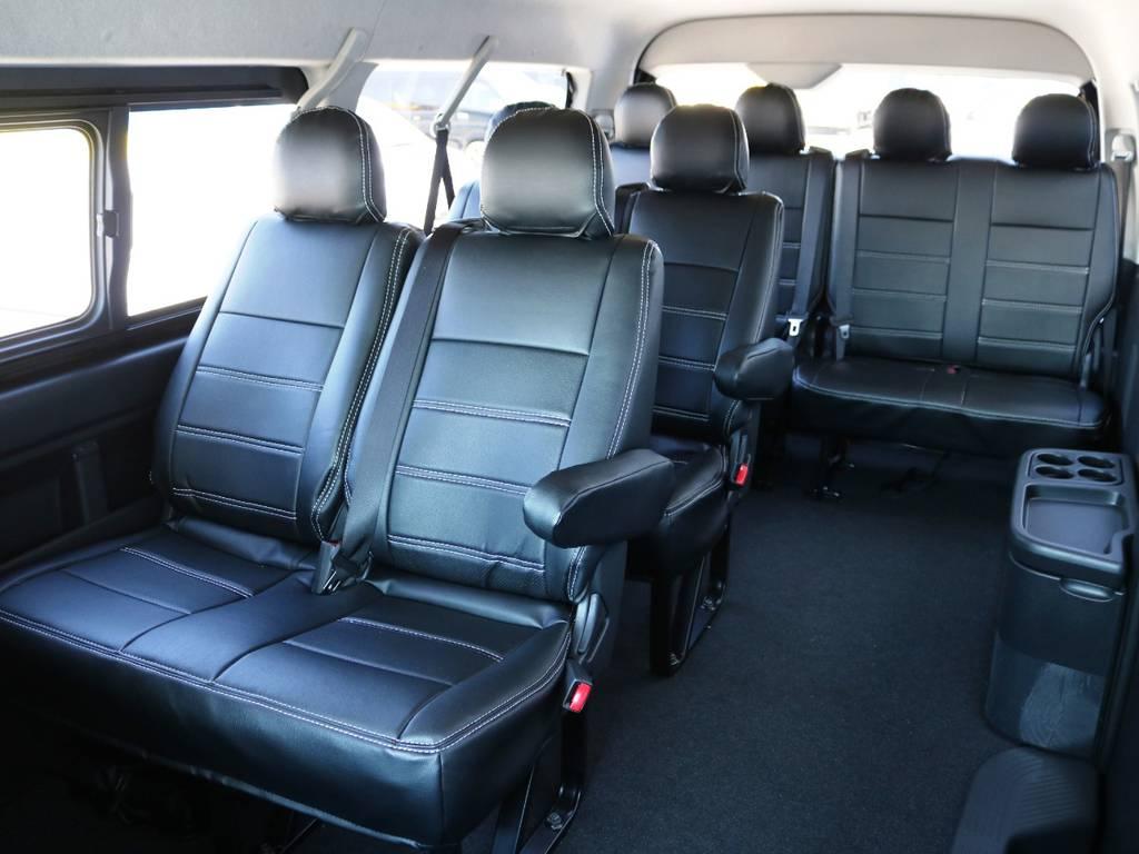 広々10人乗りハイエースワゴン! | トヨタ ハイエース 2.7 GL ロング ミドルルーフ 4WD TSSP付 スタンダードパッケージ