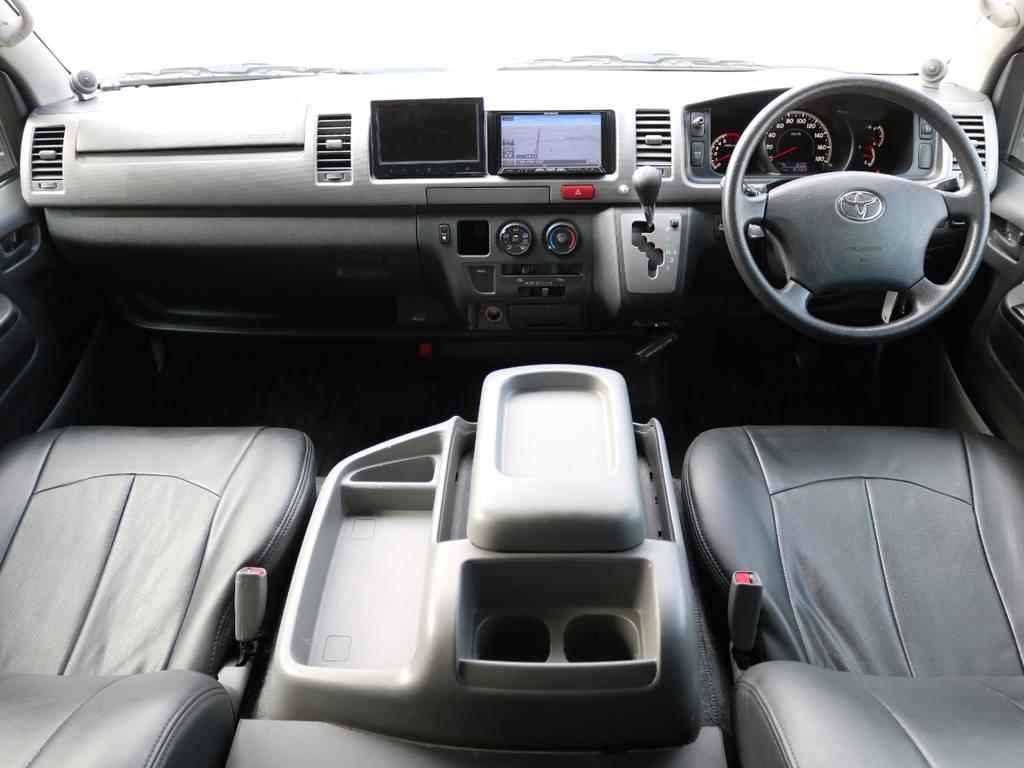 内外装クリーニング済み♪ | トヨタ ハイエース 2.7 GL ロング ミドルルーフ 2型 Joker フルエアロ