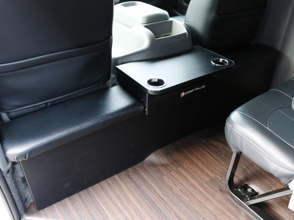 クラフトプラス セカンドキャビネット! | トヨタ ハイエース 2.7 GL ロング ミドルルーフ 2型 Joker フルエアロ