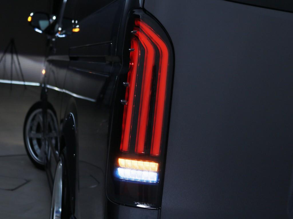 ヴァレンティ LEDテールランプ REVO2!